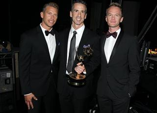Terry Miller, Dan Savage, Neil Patrick Harris