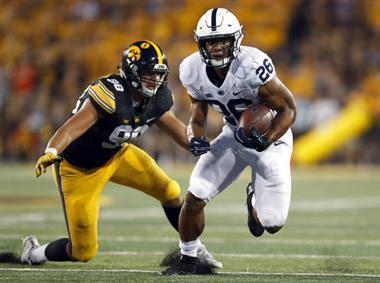 Penn St Iowa Football