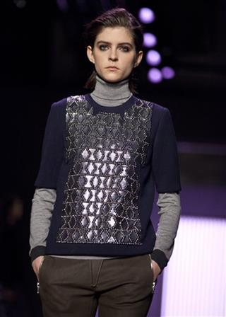 Fashion Rebecca Taylor Fall 2013
