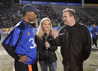 Marcus Allen, Samantha Steele, Eric Stonestreet