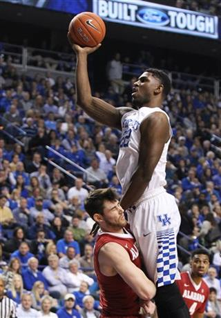 Alex Poythress, Riley Norris
