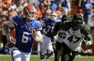 Jeff Driskel, Kony Ealy
