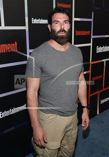 inVision John Shearer/Invision/AP a ENT CPAENT CA USA INVL Entertainment Weekly's Annual Comic-Con Closing Night Celebration - Red Carpet