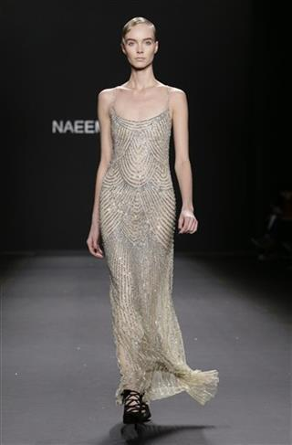 Fashion Naeem Khan Fall 2013