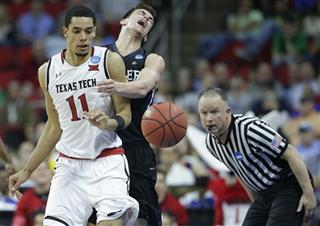 NCAA Butler Texas Tech Basketball