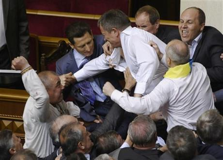 Ukraine Politics