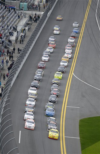 ARCA Daytona Auto Racing