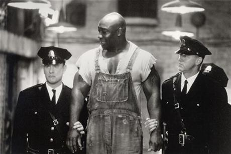 Tom Hanks, Michael Clarke Duncan, David Morse