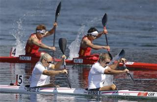 London Olympics Canoe Sprint Women