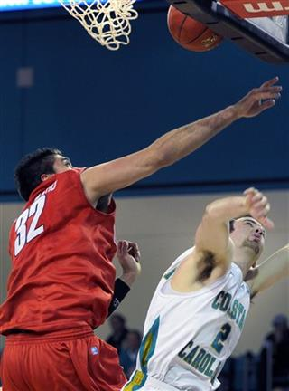 Liberty Coastal Carolina Basketball
