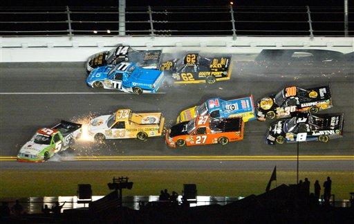 Tim George Jr., John King, Jeff Agnew, Chris Fontaine, Brennan Newberry, German Quiroga, Brendan Gaughan, Ryan Truex,  Max Gresham