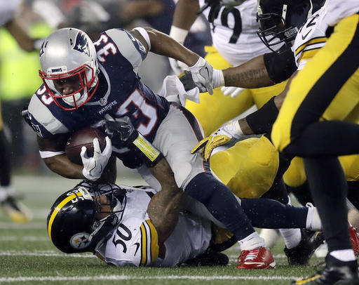 Ryan Shazier, Dion Lewis