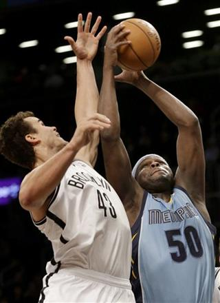 Zach Randolph,  Kris Humphries