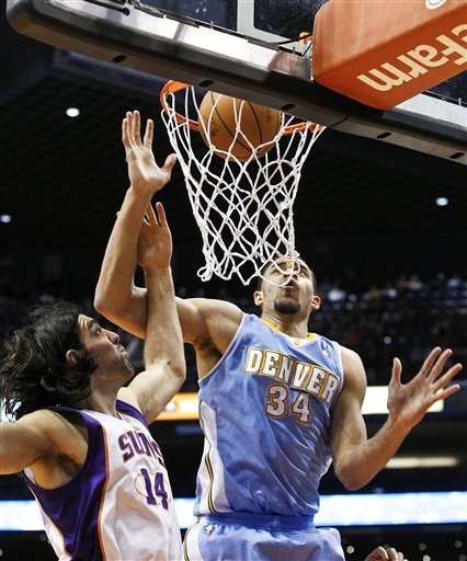 Luis Scola, JaVale McGee