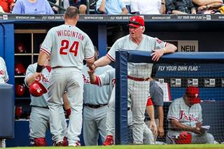 Ty Wigginton, Charlie Manuel