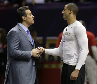 Colin Kaepernick, Kurt Warner