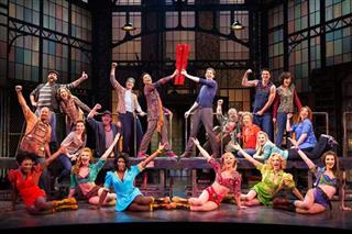 Theater Review Kinky Boots