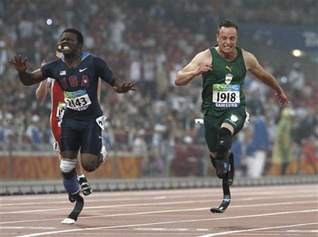 Paralympics Singleton Choice