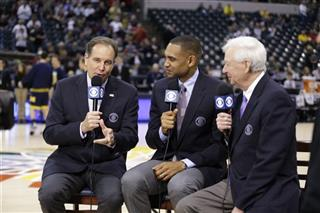 Bill Raftery, Grant Hill, Jim Nantz