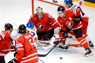 ICEHOCKEY CANADA VS CZECH REP