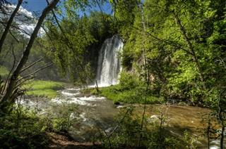 State Park Spearfish Canyon