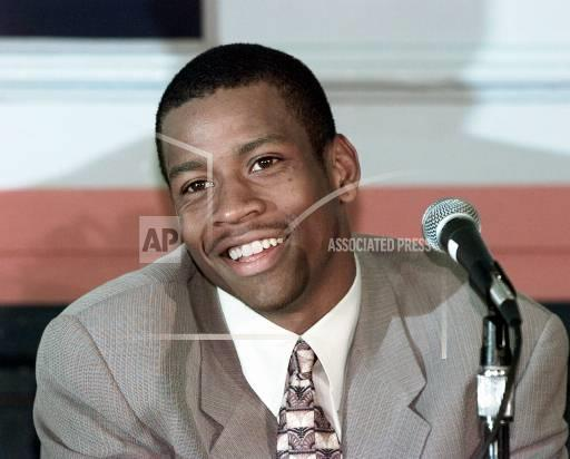 Associated Press Sports Dist. of Columbia United States Men's college basketball IVERSON ANNOUNCEMENT