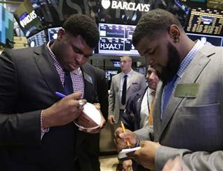 D.J. Fluker, Sheldon Richardson
