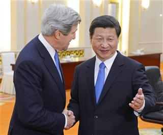 Xi Jinping, John Kerry