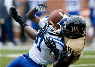 Wake Forest Duke football