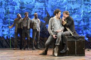 Theater Peter and the Starcatcher