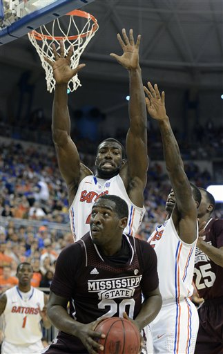 Gavin Ware, Patric Young, Casey Prather