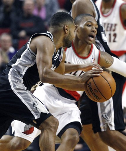 Patty Mills, Damian Lillard
