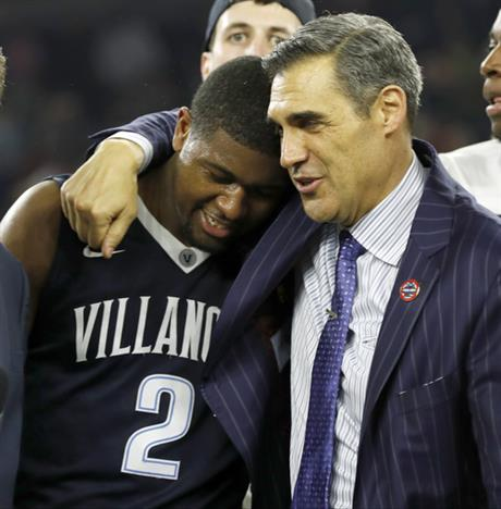 Villanova Wright Stuff Basketball