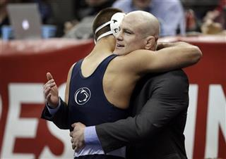 Quentin Wright, Cael Sanderson