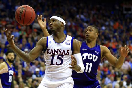 Carlton Bragg Jr., Brandon Parrish