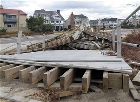 Superstorm Boardwalks