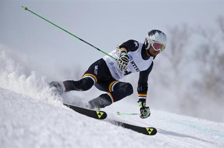 Japan Asian Winter Games Timor Skier