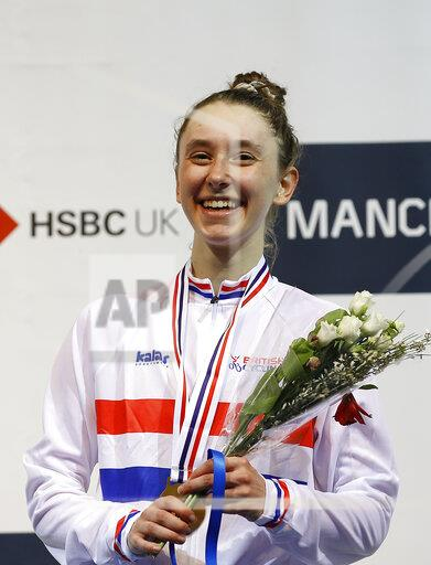 HSBC UK National Track Championships - Day Three - National Cycling Centre