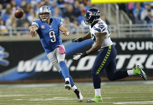 Matthew Stafford, Greg Scruggs