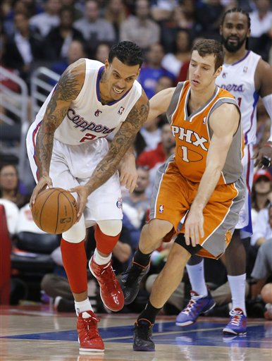 Matt Barnes, Goran Dragic