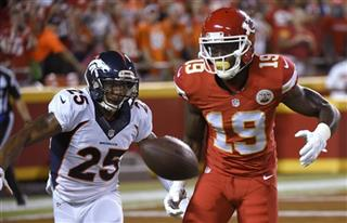 Jeremy Maclin, Chris Harris Jr.