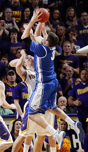 Creighton Northern Iowa Basketball