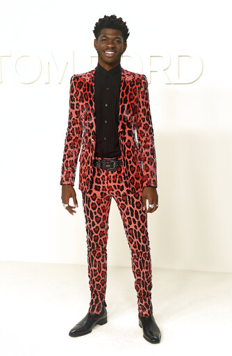 NYFW Fall/Winter 2020 - Tom Ford - Red Carpet