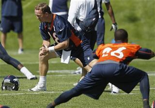 Peyton Manning, Rahim Moore