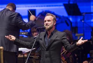 AN EVENING WITH STING: SYMPHONICITIES