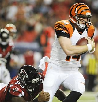 Andy Dalton,  Ray Edwards
