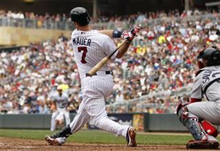 Joe Mauer, Jarrod Saltalamacchia