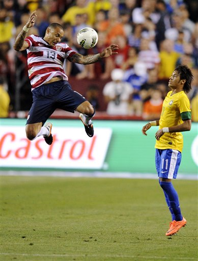 Jermaine Jones, Neymar