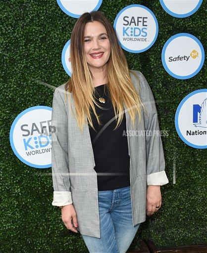 inVision Jordan Strauss/Invision/AP a ENT CA USA INVW 2016 Safe Kids Day - Arrivals