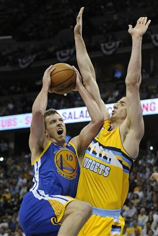 David Lee, Kosta Koufos